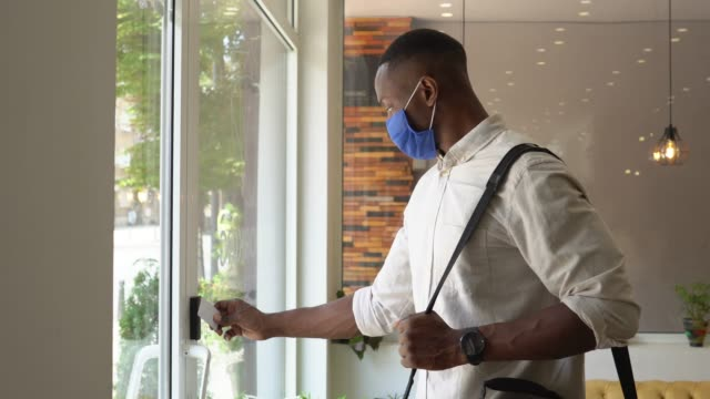 Safety in the office during COVID-19 pandemic