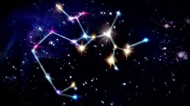 09 Sagittarius Horoscopes space track in video