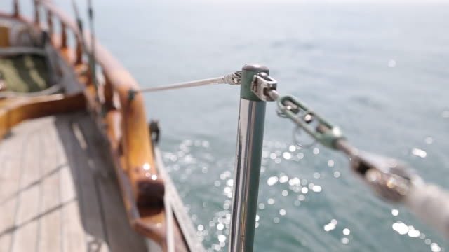 sail boat wooden parts and accessories