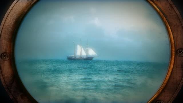 Sailing boat video