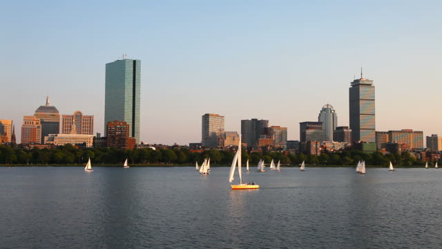 Sailing Boston, Masssachusetts video