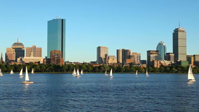 Sailing Boston video