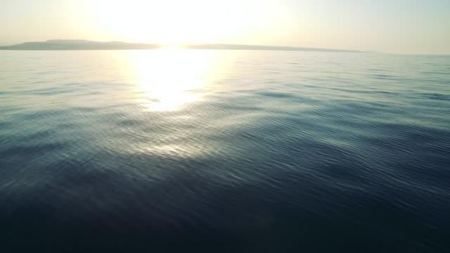 sailing ship during summer holidays - mar mediterraneo video stock e b–roll