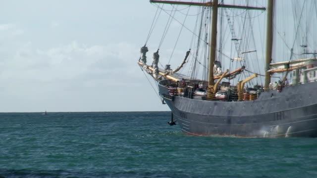 Sailing Ship video