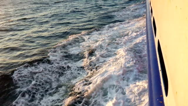 Sailing with Ferry video