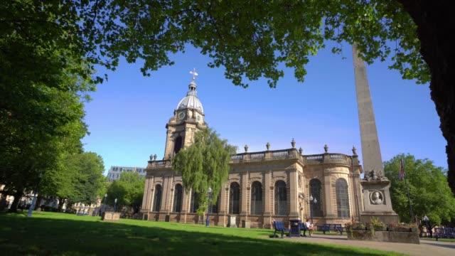Saint Philip's Cathedral, Birmingham. - vídeo
