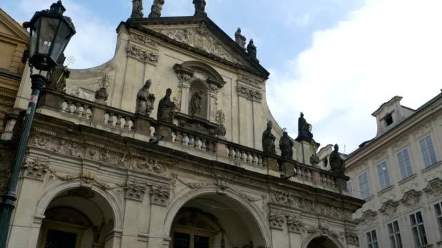 Saint Savior Chruch in Prague video