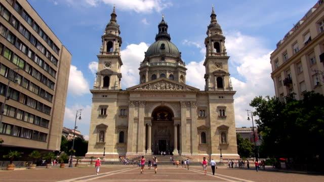 Saint Stephen,s Basilica - Budapest, Hungary video