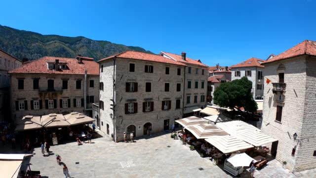 Saint Tryphon Square - Kotor, Montenegro