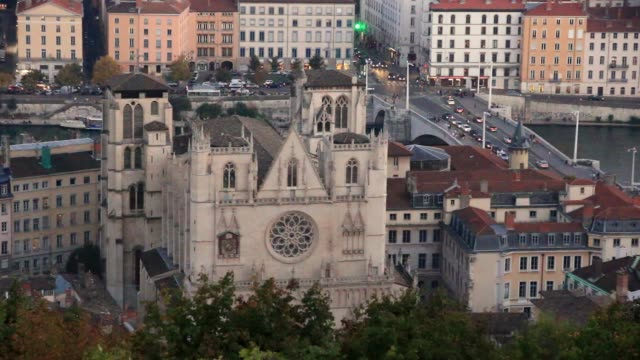 Saint-Jean-Baptiste cathedral.