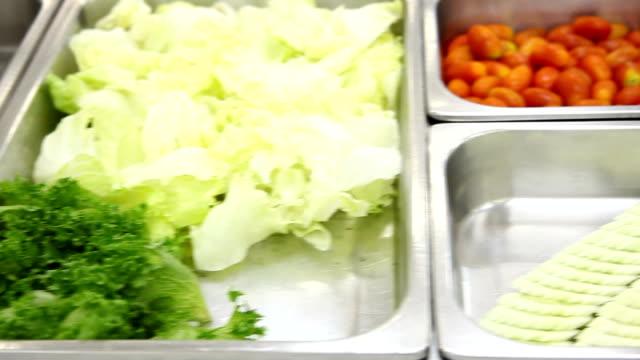 のサラダ ビデオ