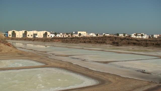 Salt farm panoramic video