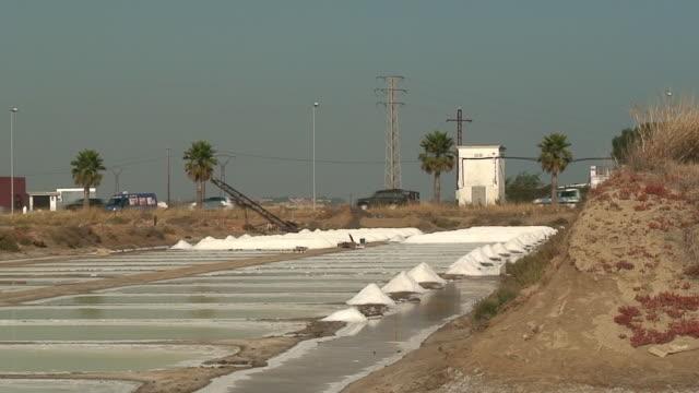 Salt farm video