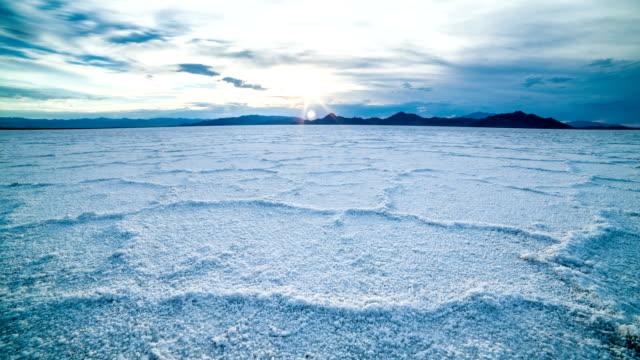 vidéos et rushes de salt flats - lac salé