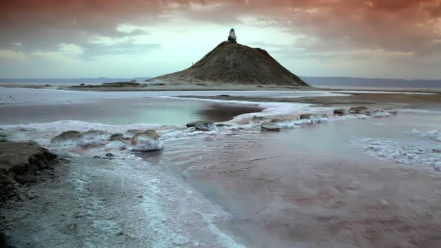 vidéos et rushes de de salt lake - lac salé