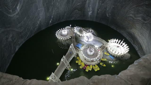 Salt mine video