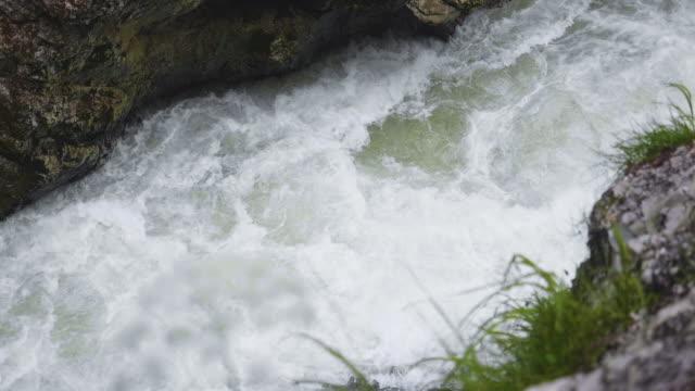 SalzburgerLand Österreich, River Schlucht Lammklamm durchströmen – Video