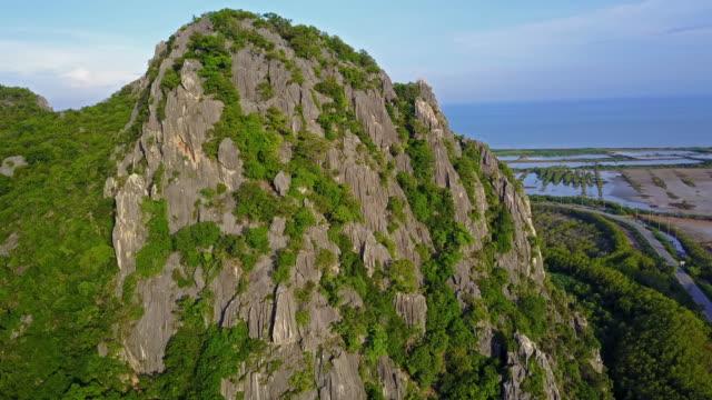 Sam Roi Yot National Park, Thailand limestone mountains in Sam Roi Yot National Park, Thailand damascus stock videos & royalty-free footage