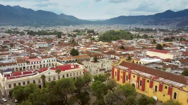 San Cristóbal de las Casas in Chiapas, Mexico video