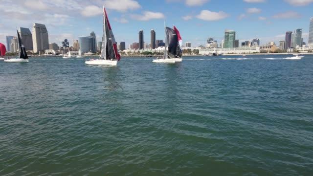 San Diego regatta video