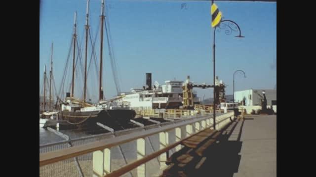 San Francisco 1972, San Francisco historic ships 2