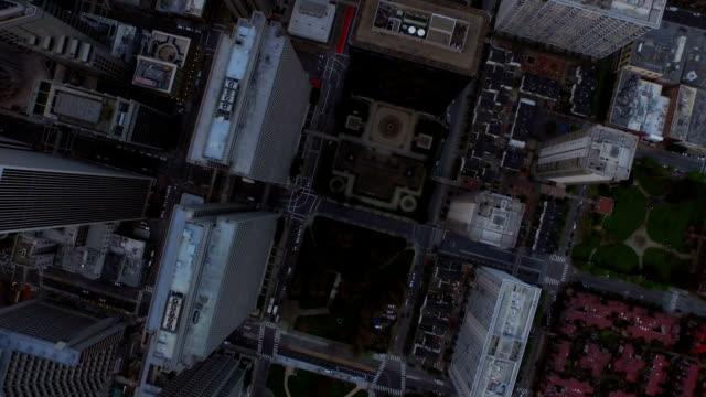 stockvideo's en b-roll-footage met san francisco aerial - parkeren