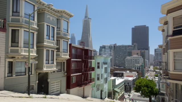 San Francisco Architecture -- New and Old video