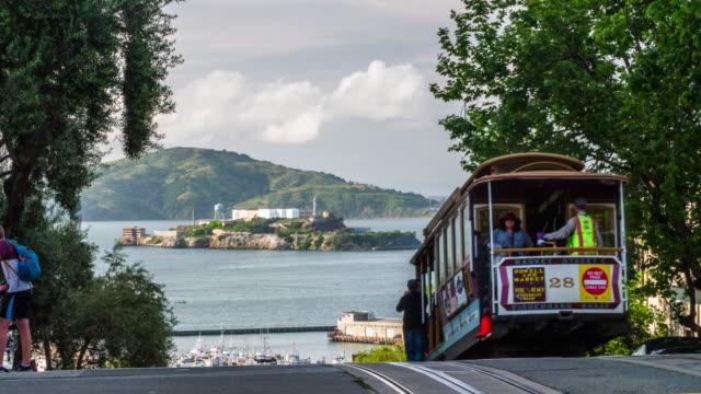 San Francisco Cable Car - 4K Cityscapes, Landscapes & Establishers