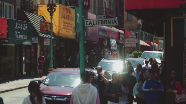 San Francisco Chinatown video