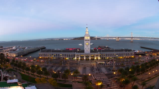 San Francisco Ferry Building video