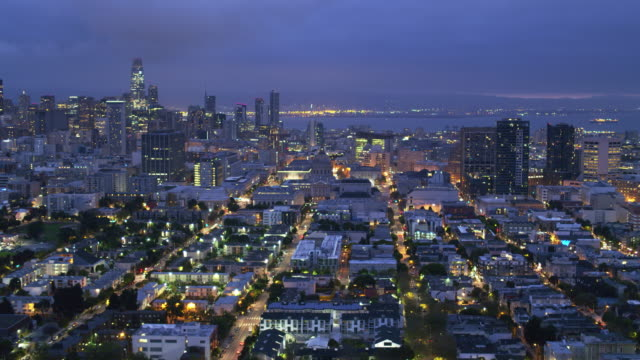 San Francisco from Above video