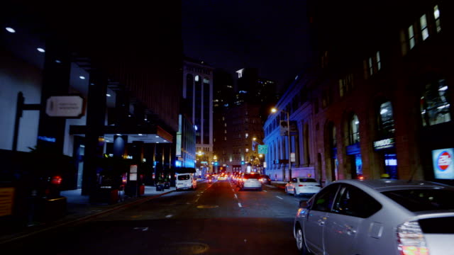 San Francisco in the night