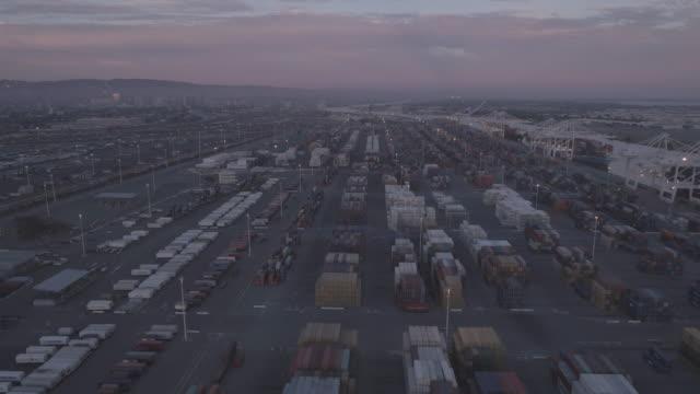 San Francisco Shipyard Aerial video