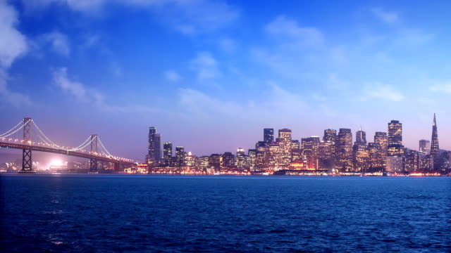 San Francisco Skyline video