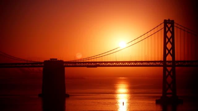 San Francisco Sunrise video