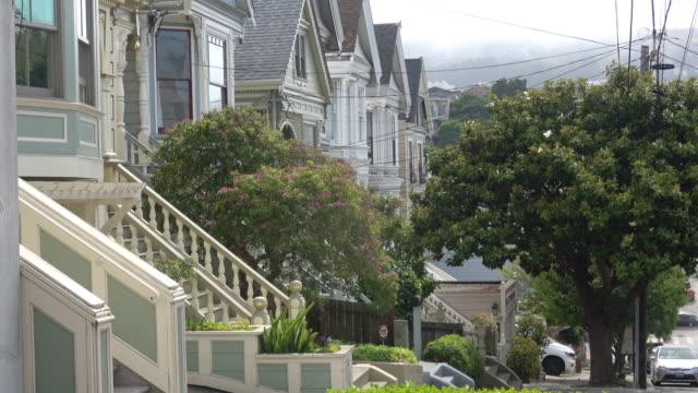 san Francisco Victorian Architecture