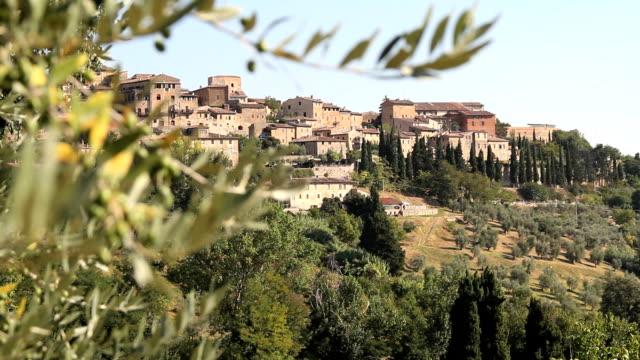 San Gimignano, Tuscany video