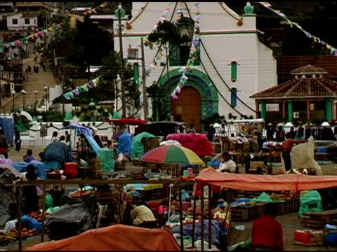 San Juan Chamula in Chiapas Mexico 2 video