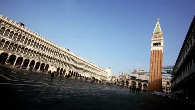 San Marco square - Venice video