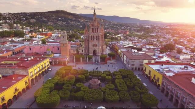San Miguel de Allende, México - vídeo