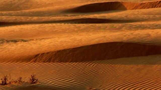 Sand dunes video