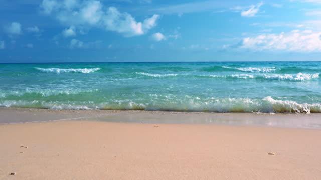 砂、海と空 - 海岸点の映像素材/bロール