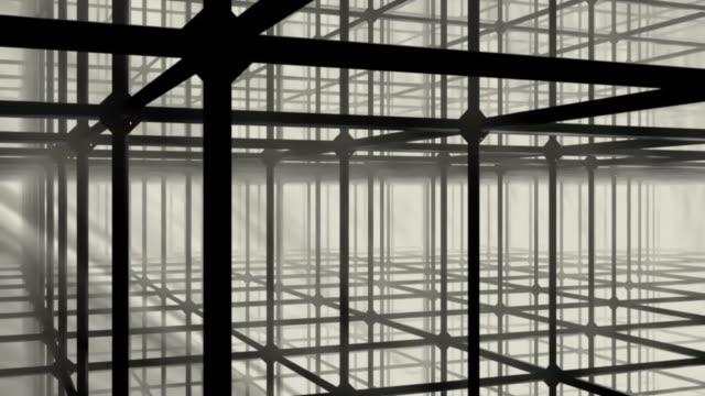 Sandstorm in metal construction video