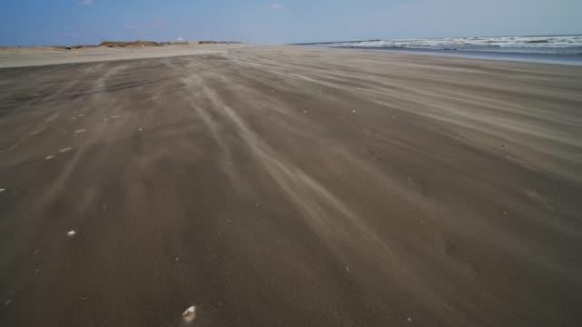 九十九里ビーチの砂嵐 ビデオ