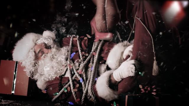 Santa Attack video