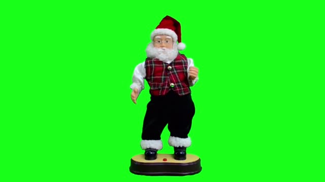 サンタ クロース クリスマス ニコラス - サンタの帽子点の映像素材/bロール