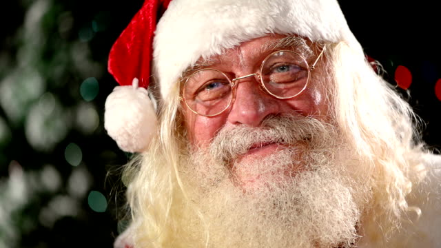 Santa gives the middle finger Santa gives the middle finger - close up middle finger stock videos & royalty-free footage