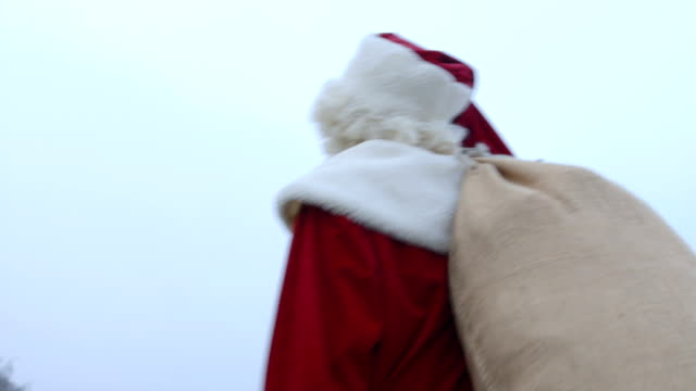 Santa is on The Way video