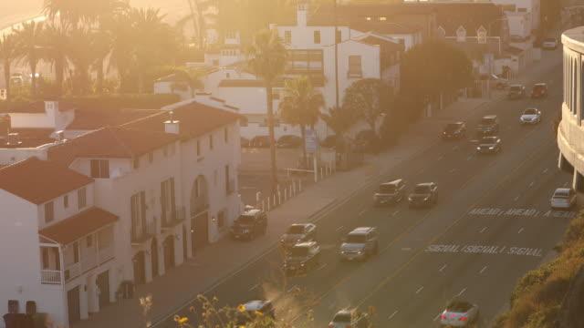 Santa Monica beach California video