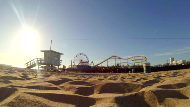 Santa Monica - HD Video video